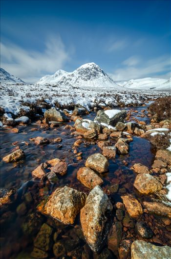 Glen Etive Portrait by Bryans Photos