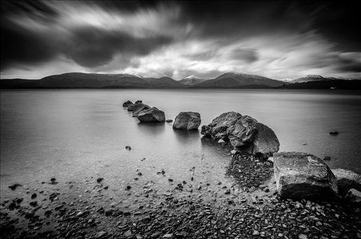 Milarrochy Bay Loch Lomond by Bryans Photos