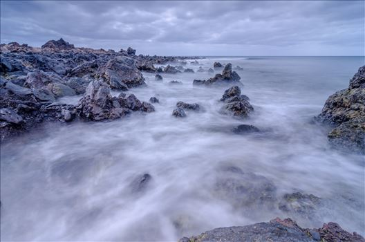 Lanzarote Seascape by Bryans Photos