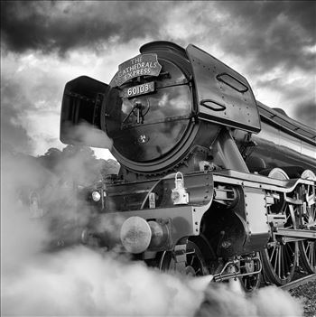 Flying Scotsman by Bryans Photos