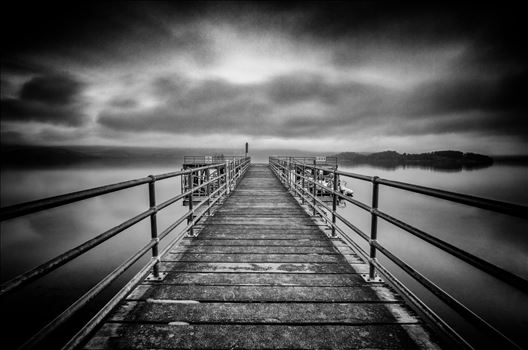 Luss Pier by Bryans Photos