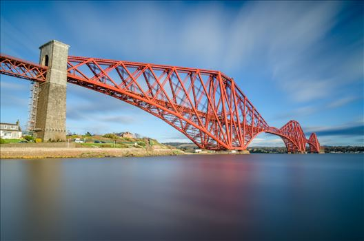 The Bridge form North Queensferry by Bryans Photos
