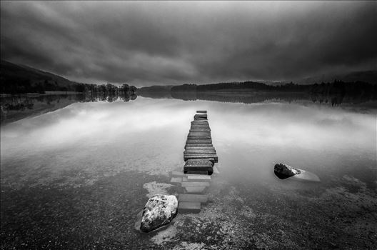 Loch Ard Landscape by Bryans Photos