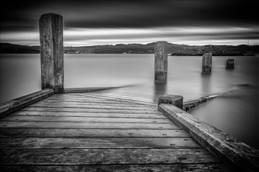Inchcolm Jetty by Bryans Photos