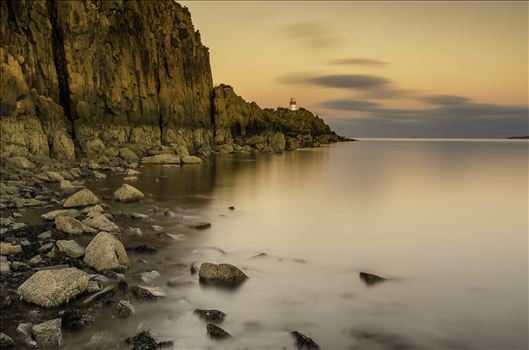 Hawkscraig Point by Bryans Photos