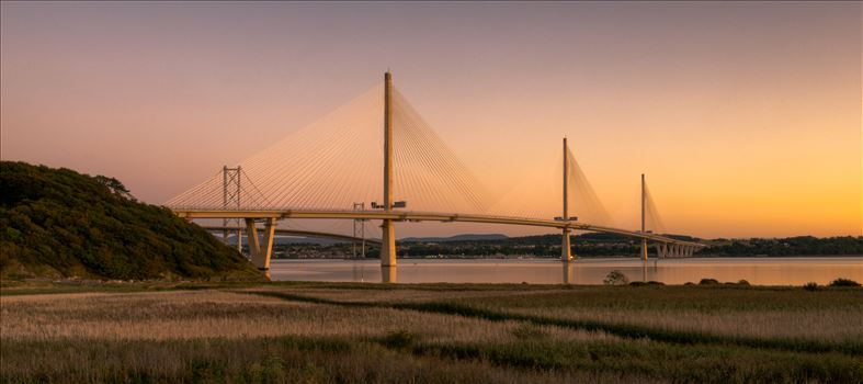 The Queensferry Crossing by Bryans Photos