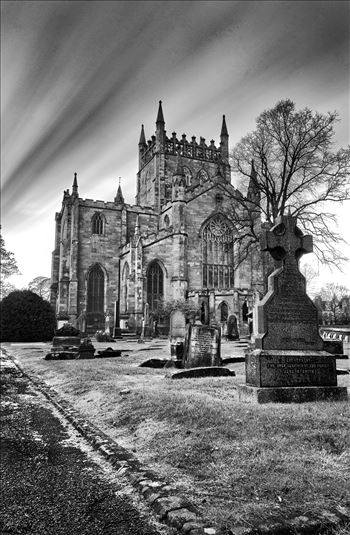 Dunfermline Abbey long exposure by Bryans Photos