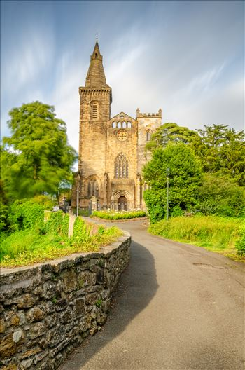 Dunfermline Abbey by Bryans Photos