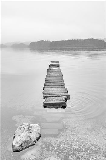 Loch Ard Jetty by Bryans Photos