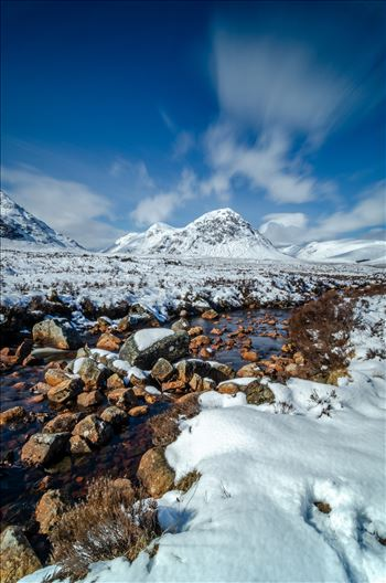 Bauchaille Etive Mor Portrait by Bryans Photos