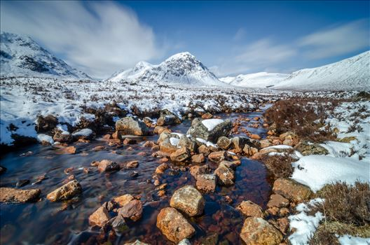 Glen Etive by Bryans Photos