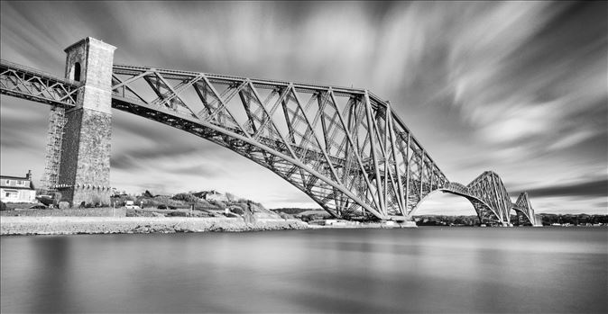 The Bridge Panorama by Bryans Photos