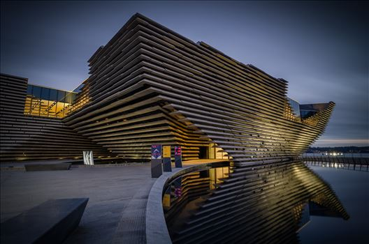 V&A Dundee by Bryans Photos