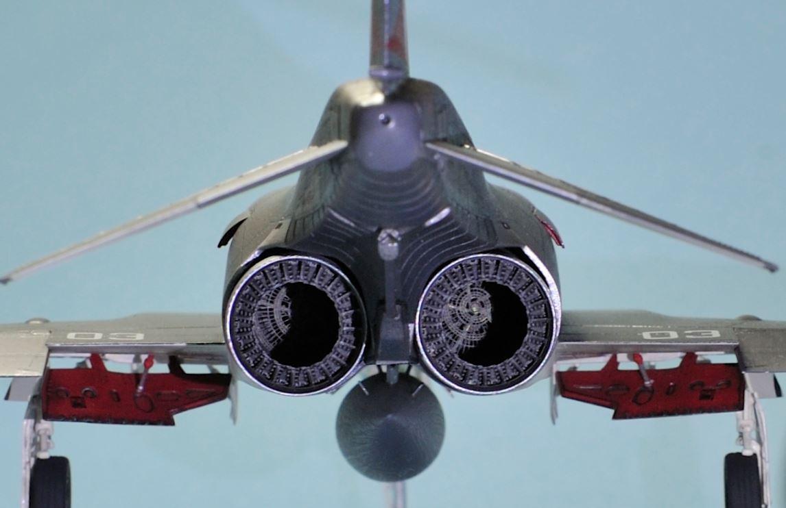 Quickboost 1//48 McDonnell-Douglas FGR.2 Phantom Ii Fod Couvre # 48965