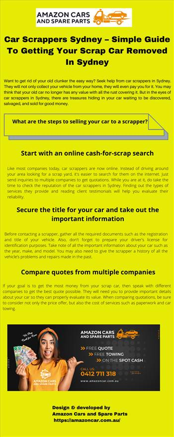 Car Scrappers Sydney – Simple Guide To Getting Your Scrap Car Removed In Sydney.png by amazoncars