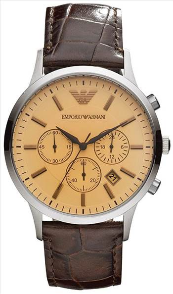 Emporio Armani Classic Chronograph Quartz AR2433 Men's Watch CA.jpg by Jason