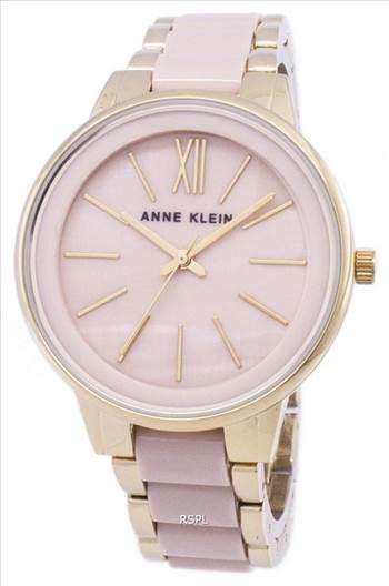 Anne Klein Quartz 1412BMGB Women's Watch.jpg by Jason