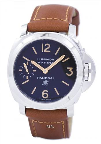 Panerai Luminor Marina Logo Acciaio Automatic PAM00632 Men's Watch.jpg by Jason