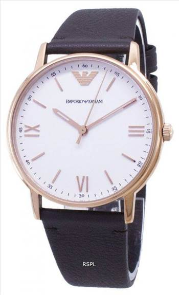 Emporio Armani Kappa Quartz AR11011 Men's Watch.jpg by Jason