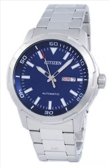 Citizen Analog Automatic NH8370-86L Men's Watch.jpg by Jason