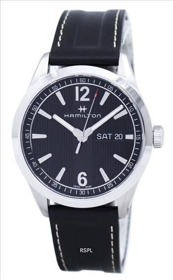 Hamilton Broadway Quartz H43311735 Men's Watch.jpg by Jason
