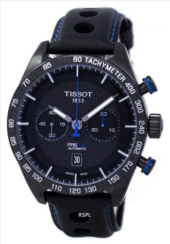 Tissot T- Sport PRS 516 Chronograph Automatic T100.427.36.201.00 T1004273620100 Men's Watch.jpg by Jason