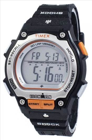 Timex Ironman Shock 30 Lap Alarm Indiglo Digital T5K582 Men's Watch.jpg by Jason