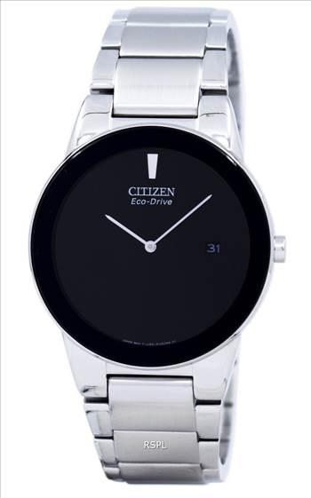 Citizen Eco-Drive Axiom AU1060-51E Men's Watch.jpg by Jason