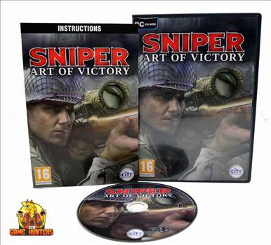 Sniper Art of Victory Case, Manual & Disc.jpg by GSGAMEHUNTERS