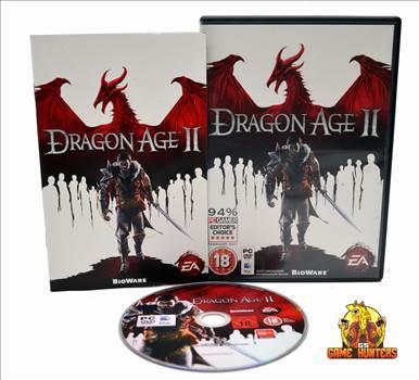 Dragon Age II Case, Manual & Disc.jpg by GSGAMEHUNTERS