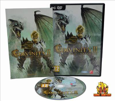Divinity II Ego Draconis Case, Manual & Disc.jpg by GSGAMEHUNTERS