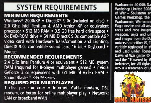 Dawn of War Soulstorm System Requirements.jpg by GSGAMEHUNTERS