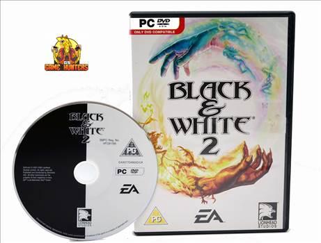 Black & White 2 Case & Disc.jpg by GSGAMEHUNTERS