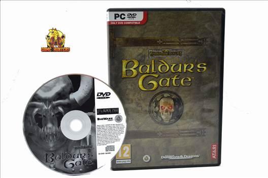 Baldurs Gate Case & Disc.jpg by GSGAMEHUNTERS