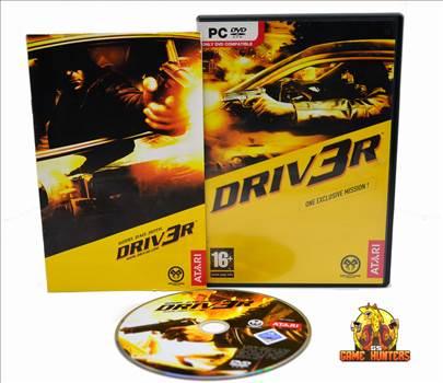 Driv3r Case, Manual & Disc.jpg by GSGAMEHUNTERS