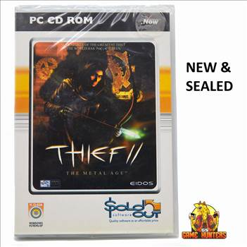 Thief II The Metal Age Case (New sealed).jpg by GSGAMEHUNTERS