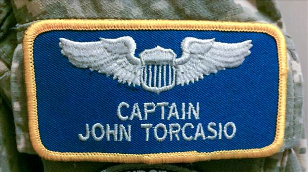 Captain: John Torcasio AIR FORCE by johntorcasio