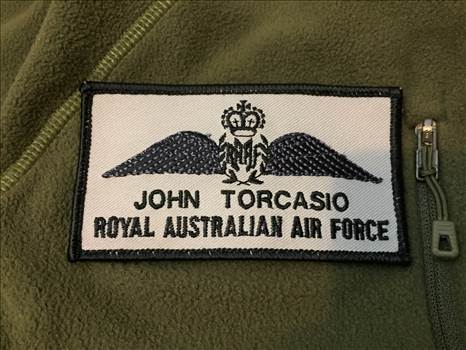 Patch  Royal Australian Air Force by johntorcasio