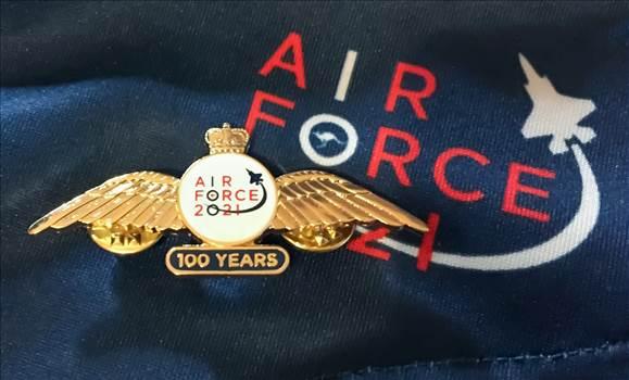 Royal Australian Air Force Centenary 2021 by johntorcasio