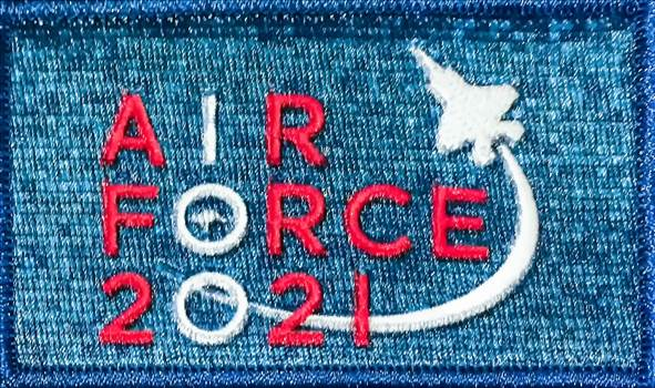 Air Force 2021 Patch by johntorcasio