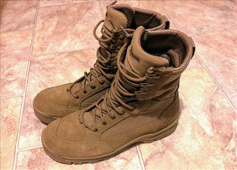 """Danner Tanicus 8""""Boot by johntorcasio"""