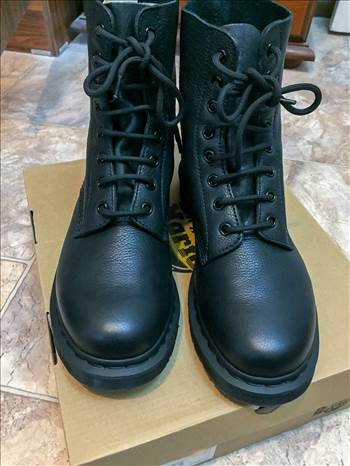 Doc Martens Black 1460  by johntorcasio