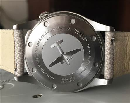 Royal Australian Air Force Centenary 2021 Airfield Watch by johntorcasio