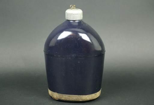 Blue Enamel M-1942 S.M. Co. Metal Cap 1.jpg by Cold Steel Man