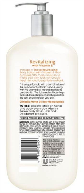 Suave Skin Solutions Revitalizing with Vitamin e2.jpg by BudgetGeneral