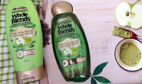 garnier whole blends green apple and green tea review 1_zpsdiozrhfs.jpg by BudgetGeneral