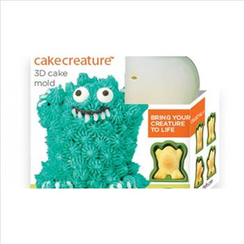Cake creature 3D Mold 2.jpeg by BudgetGeneral
