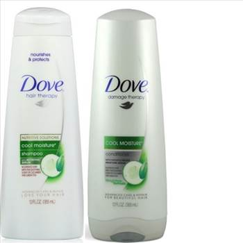Dove Nutritive Solutions Cool Moisture Shampoo and Conditioner cucumber and green tea 12 fl oz.jpg by BudgetGeneral