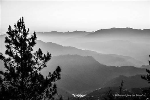 Sagada Mountains by Bingles