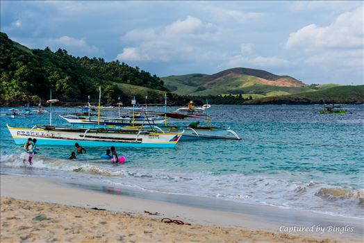 Calaguas Island, Camarines Norte by Bingles